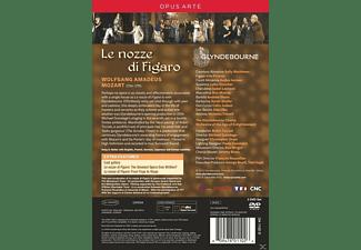 Orchestra Of The Age Of Enlightenment, Vito Priante, Sally Matthews, Ann Murray, Isabel Leonard, Lydia Teuscher, Audun Iversen, Glyndebourne Chorus - Le Nozze Di Figaro  - (DVD)