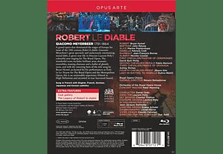 Bryan Hymel, John Relyea, Marina Poplavskaya, Royal Opera Chorus, Patrizia Ciofi, Orchestra Of The Royal Opera House - Robert Le Diable  - (DVD)