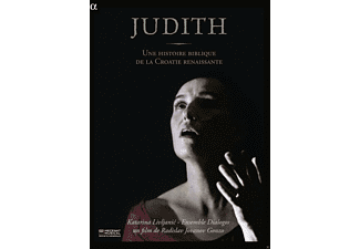 Katarina Livljanic, Ensemble Dialogos - Judith  - (DVD)