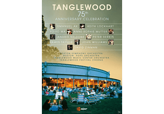 Various Orchestra & Artists - Tanglewood 75th Anniversary Celebration - (DVD)