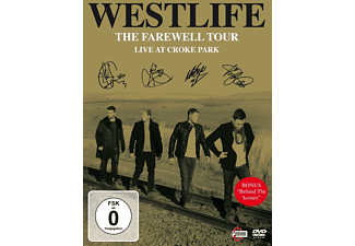 Westlife - Westlife: The Farewell Tour - Live At Croke Park - (Blu-ray)