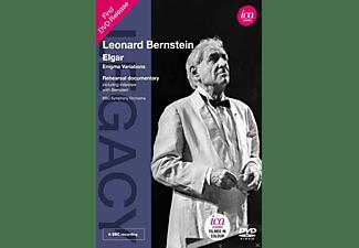 BBC Symphony Orchestra - Enigma Variations  - (DVD)