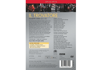 José Cura, Dmitri Hvorostovsky, Veronica Villarroel, Tomas Tomasson, Yvonne Naef, Orchestra Of The Royal Opera House - Der Troubadour  - (DVD)