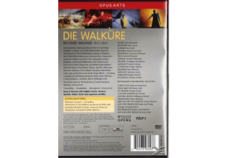 John Keyes, Kurt Rydl, John Bröcheler, Nadine Secunde, Jeannine Altmeyer, Reinhild Runkel, Netherlands Philharmonic Orchestra - Die Walküre  - (DVD)