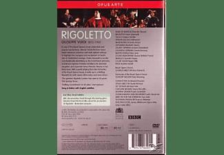 Marcelo Álvarez, Paolo Gavanelli, Christine Schäfer, Royal Opera Chorus, Orchestra Of The Royal Opera House - Rigoletto  - (DVD)