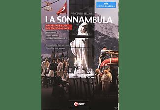 Shalva Mukeria, Giovanni Battista Parodi, Coro Del Teatro La Fenice, Orchestra Del Teatro La Fenice, Jessica Pratt - La Sonnambula  - (Blu-ray)