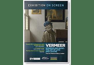 Various - Exhibition Vermeer-Vermeer and Music  - (DVD)