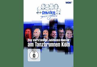 VARIOUS, Paveier - 30 Jahre Paveier - Openair Tanzbrunnen Köln  - (DVD)