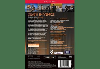 VARIOUS, English National Opera Orchestra, Chorus of the English National Opera - Death In Venice  - (DVD)