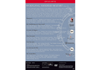 Susuan Graham, Christine Schäfer, Carlos Alvarez, Magdalena Kozená, Christoph Prégardien - Mozart – The Great Operas  - (DVD)