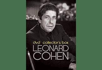 DVD Collector's Box: Leonard Cohen  - (DVD)
