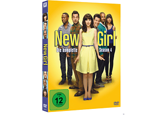 New Girl - Staffel 4  DVD