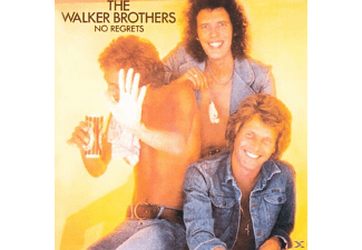 The Walker Brothers - No Regrets  - (CD)