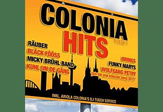 VARIOUS - Colonia Hits, Vol.1  - (CD)
