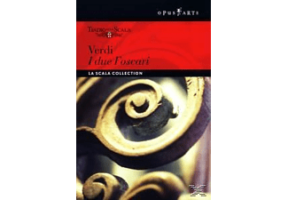 VARIOUS, Gavazzeni, Bruson, Cupido, Gavazzeni/Bruson/Cupido/+ - Die Beiden Foscari  - (DVD)
