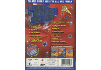 Karaoke - The ultimate chart dvd  - (DVD)