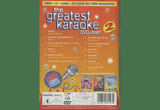 Karaoke - The greatest DVD Vol. 1  - (DVD)
