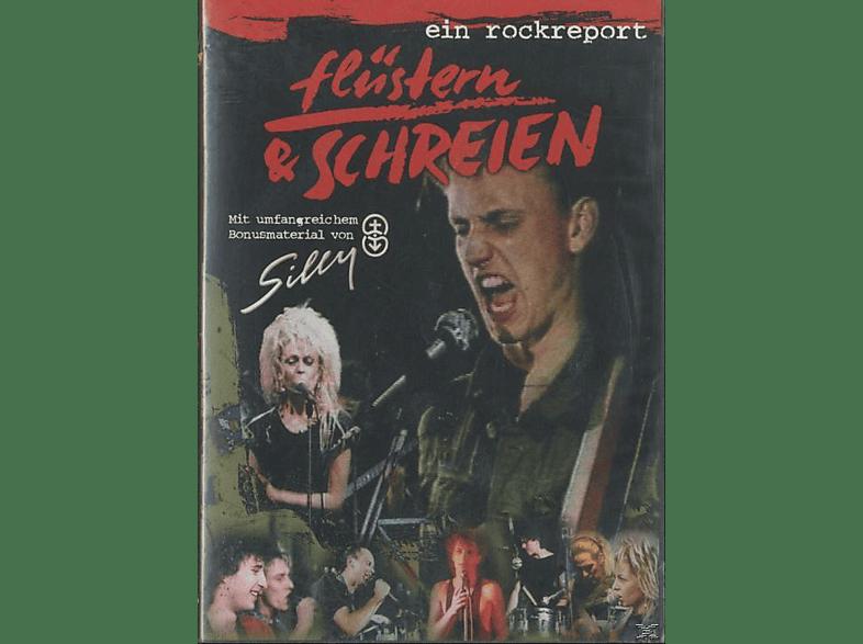 Zöllner<multisep/>Silly<multisep/>Feeling B<multisep/>Chiccoree - flüstern & SCHREIEN [DVD]