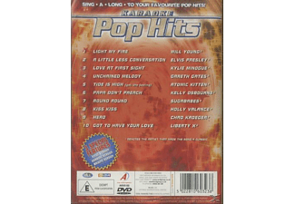 Karaoke - Pop Hits  - (DVD)