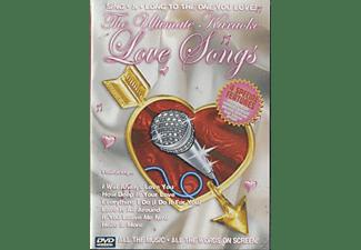 - Ultimate Karaoke Love Songs  - (DVD)