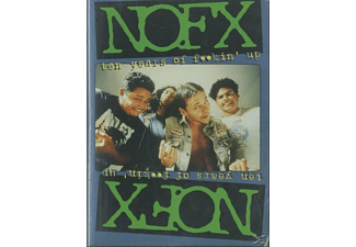 NOFX - Ten years of fuckin' up  - (DVD)