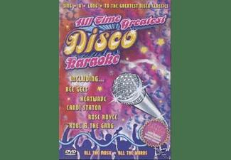 VARIOUS - All Time Greatest Disco Karaoke  - (DVD)