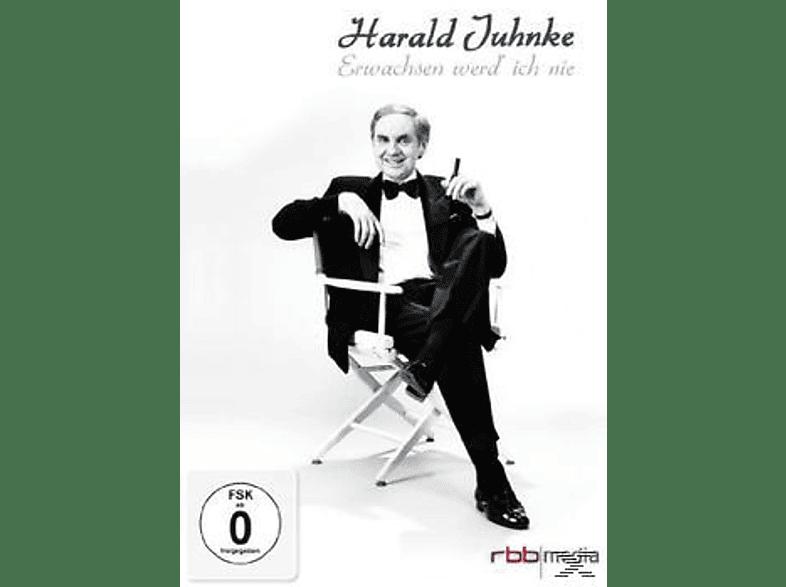 Harald Juhnke - Erwachsen werd´ich nie [DVD]