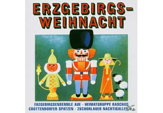 VARIOUS - Erzgebirgs-Weihnacht  - (CD)