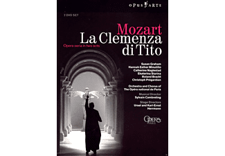 Susan Graham, Catherine Naglestad, Hannah Esther Minutillo, L' Orchestre De L'Opéra National De Paris - La Clemenza Di Tito  - (DVD)
