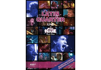 Latin Quarter - Latin Quarter Live At Full House  - (DVD)