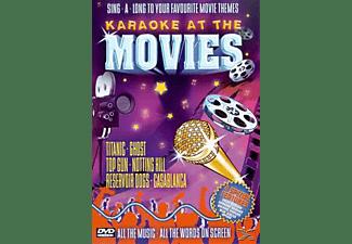 Karaoke At The Movies  - (DVD)