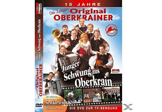 Die Original Jungen Oberkrainer - Junger Schwung Aus Oberkrain  - (DVD)