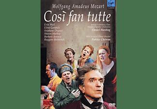 VARIOUS, Mahler Chamber Orchestra, Arnold Schoenberg Chor - Cosi Fan Tutti  - (DVD)