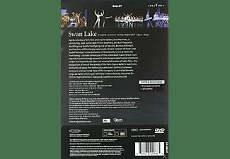 Rudolf Nureyev, Paris Opera Ballet, Paris Opera Orchestra - Swan Lake  - (DVD)
