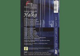 Tatiana Borodina, Oleh Lykhach, Aleksandra Buczek, Mariusz Godlewski, Zbigniew Kryczka, Wroclaw Opera Orchestra - Halka  - (DVD)