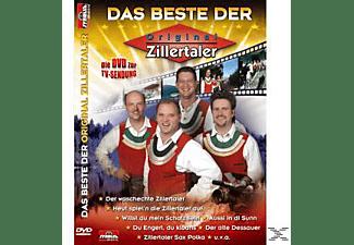 Original Zillertaler - Das Beste Der Zillertaler  - (DVD)