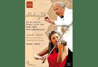 Ingebjorg Kosmo, Janine Jansen, Marita Solberg - Sheherazade - Berliner Philharmoniker - Waldbühne 2006  - (DVD)