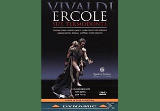 Michel Corboz, Stains/Nesi/Bartoli/Cherici/+ - Ercole Sul Termodonte  - (DVD)