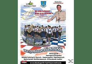 Blaskapelle Bad Bayersoien - Weiss-Blaue Blasmusik  - (DVD)