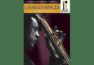 Charles Mingus - Live In '64 (Ntsc)  - (DVD)
