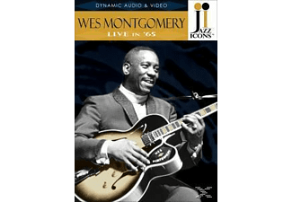 Wes Montgomery - Wes Montgomery - Live In '65  - (DVD)