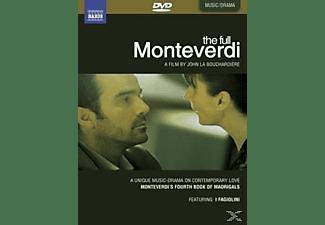 I Fagiolini - The Full Monteverdi  - (DVD)