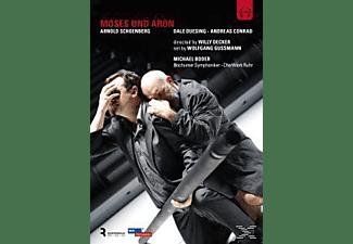 VARIOUS - Schönberg, Arnold - Moses Und Aron (Ntsc)  - (DVD)