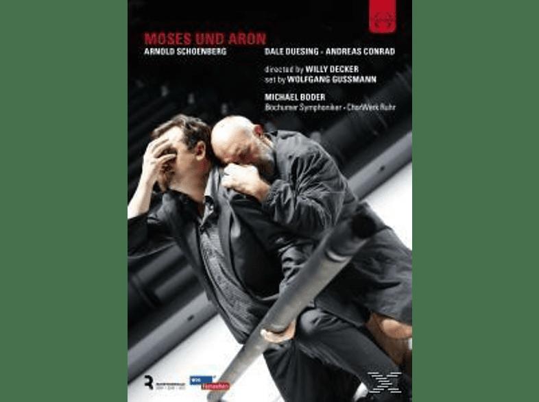 VARIOUS - Schönberg, Arnold - Moses Und Aron (Ntsc) [DVD]