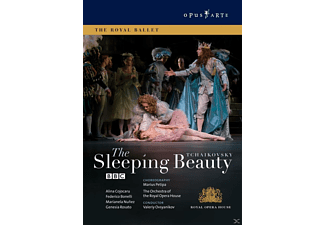 VARIOUS, Orchestra Of The Royal Opera House - The Sleeping Beauty  - (DVD)