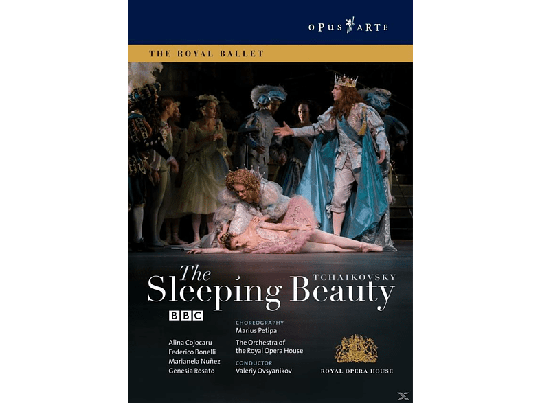 VARIOUS, Orchestra Of The Royal Opera House - The Sleeping Beauty [DVD]