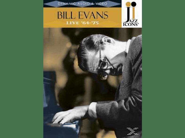 Bill Evans - LIVE IN 1964 (SCHWEIZ/DEUTSCHLAND) [DVD]
