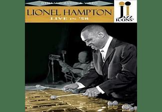 Lionel Hampton - Live In '58  - (DVD)