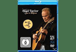 Allan Taylor - Live In Belgium  - (Blu-ray)