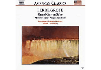 Bournemouth Symphony Orchestra - Grand Canyon Suite  - (DVD-Audio Album)